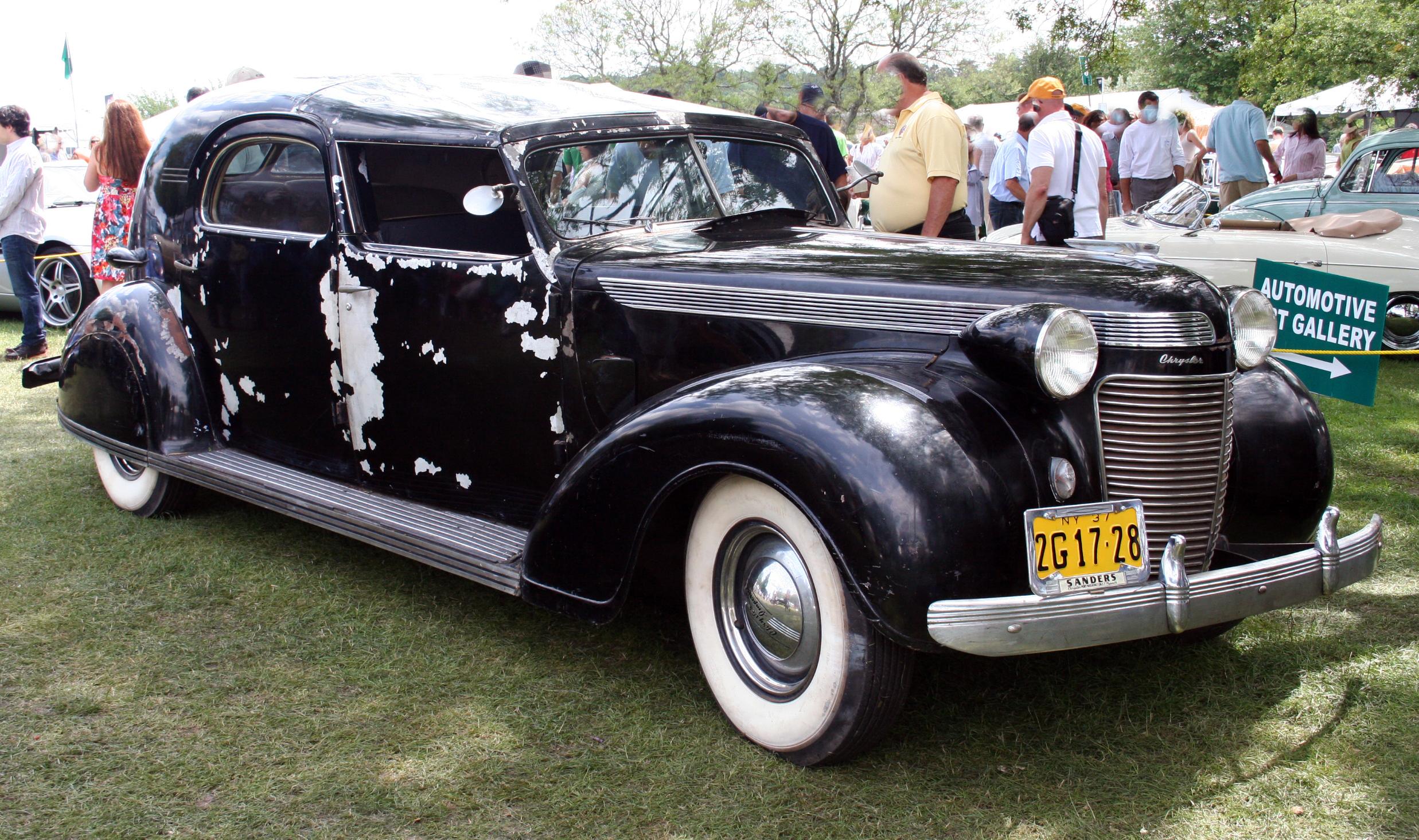 1937 Chrysler Imperial Town Car