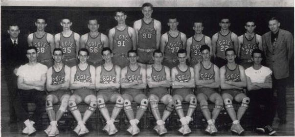 1944–45 Oklahoma A&M Aggies men's basketball team - Wikipedia