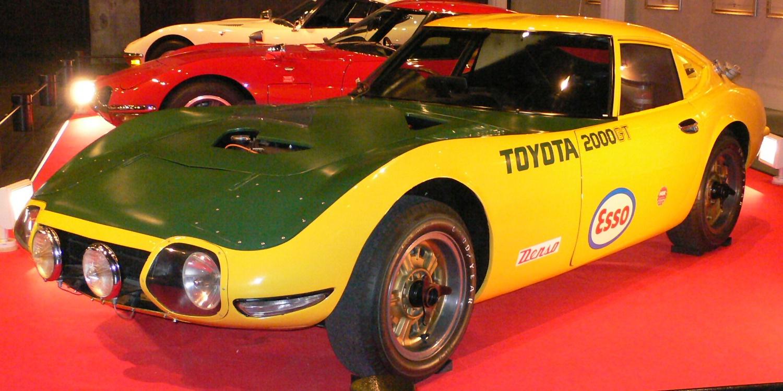 Toyota Race Car For Sale