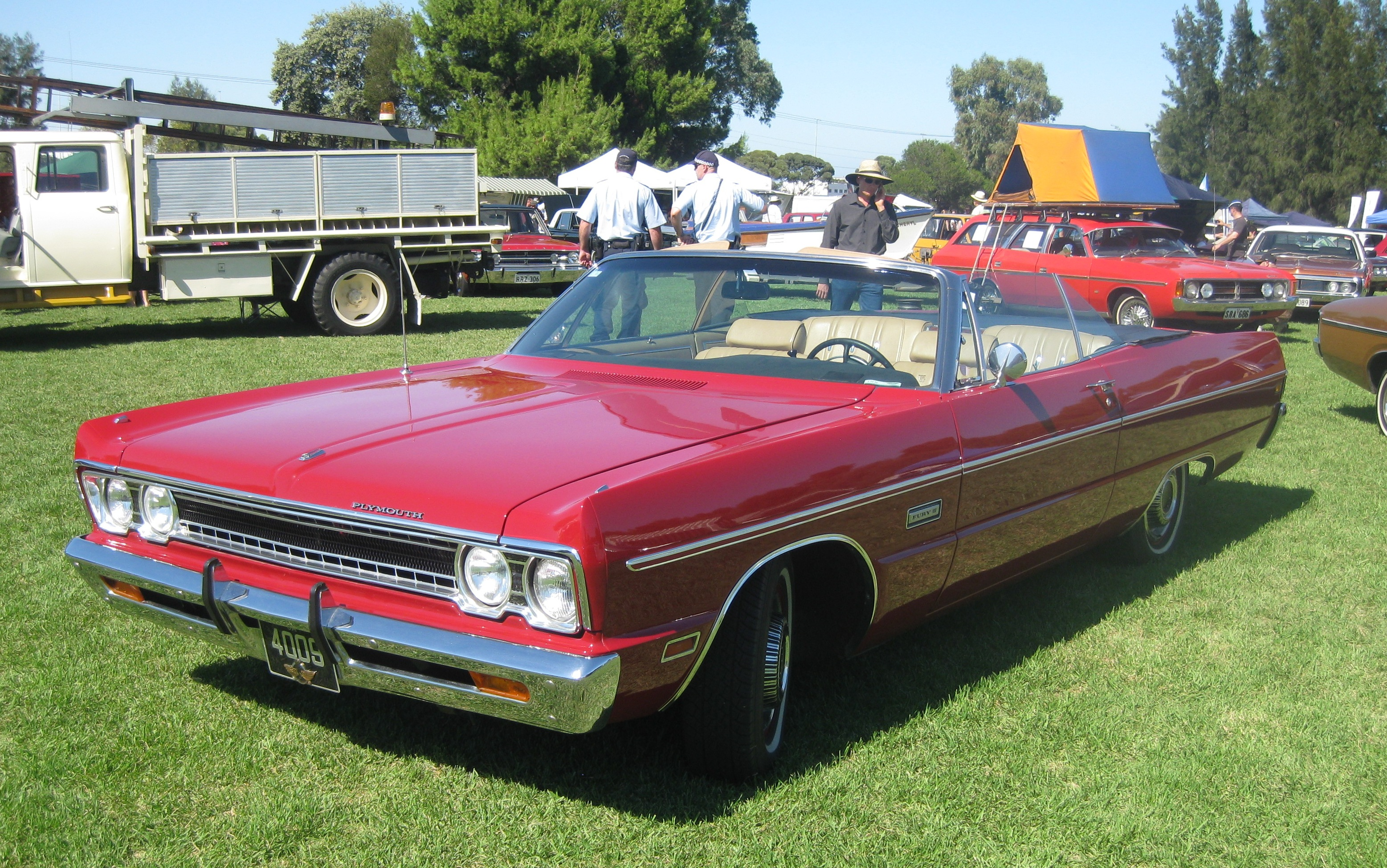 Plymouth fury 3 convertible
