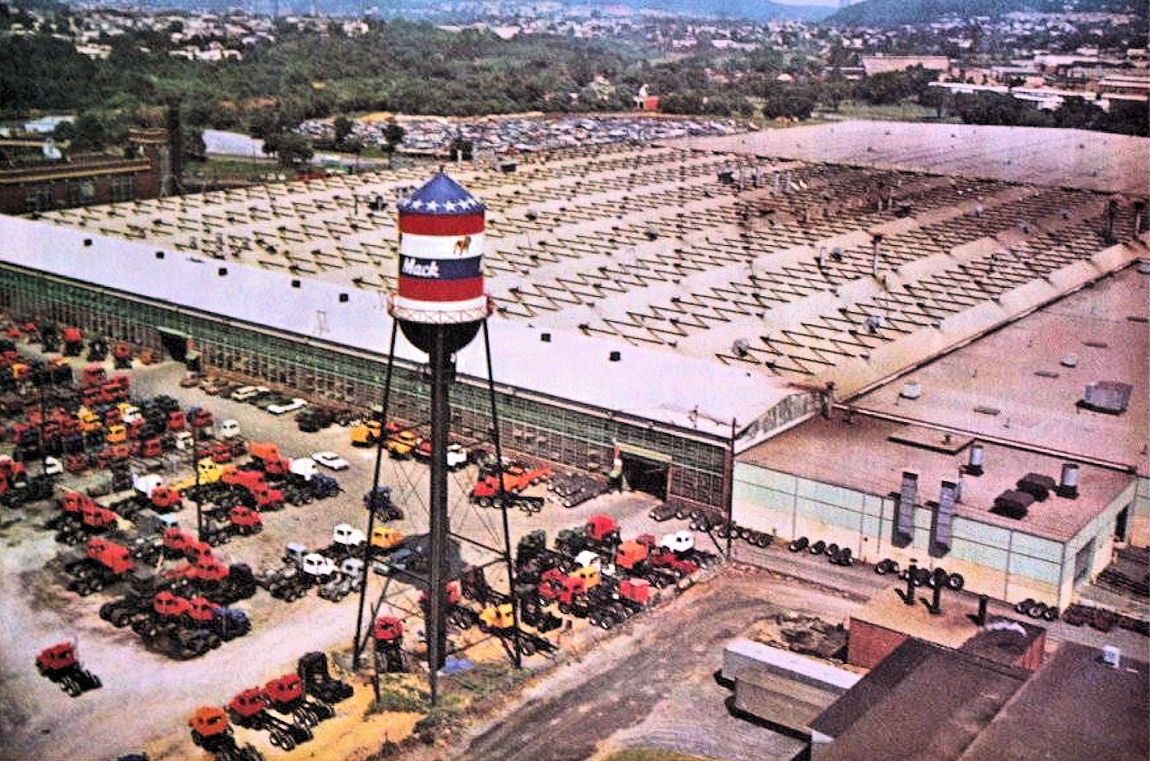 File1973 Mack Trucks 5c Manufacturing Plantg Wikimedia Commons