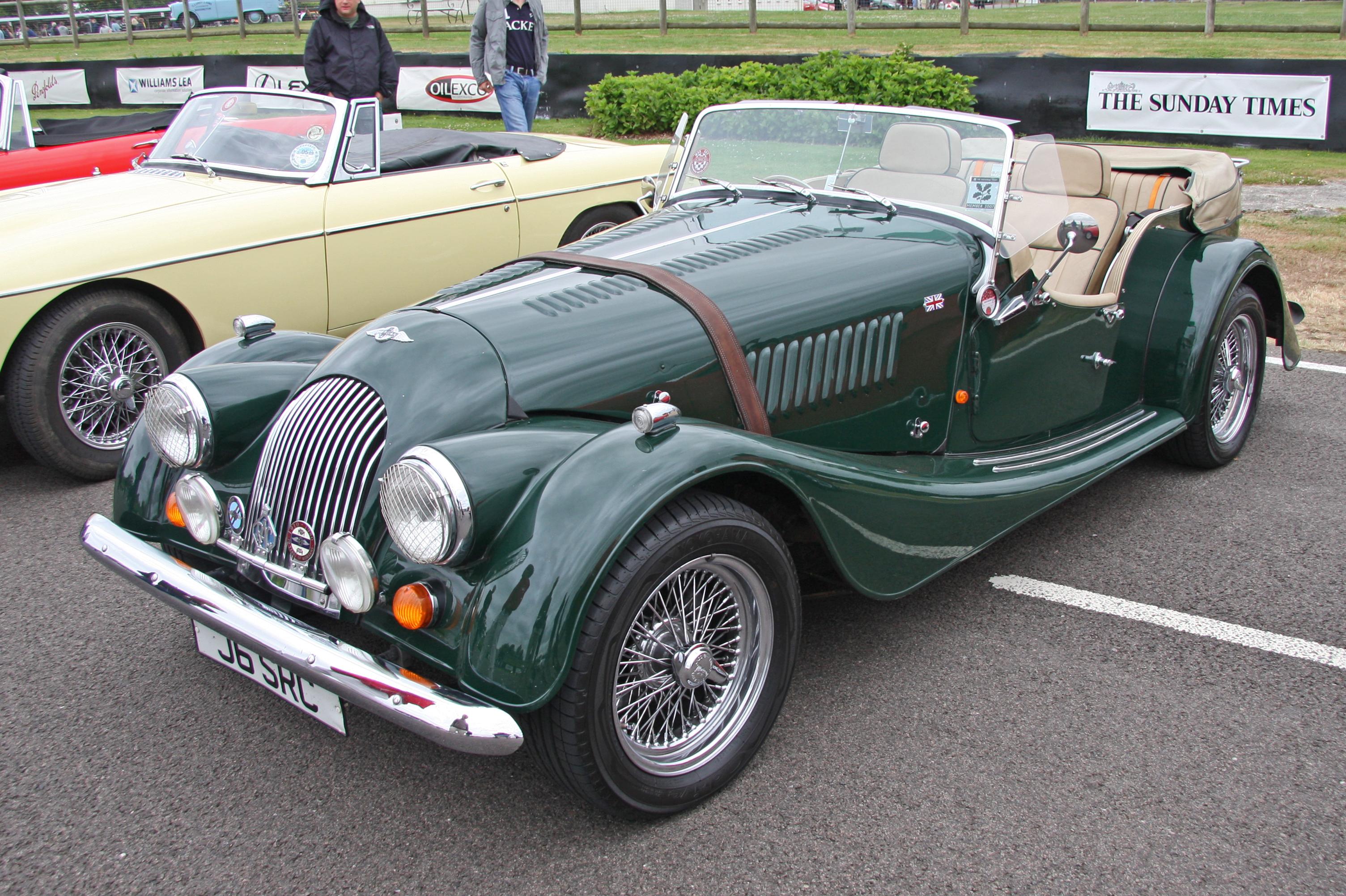 File 1993 morgan plus 4 roadster exfordy jpg wikimedia commons
