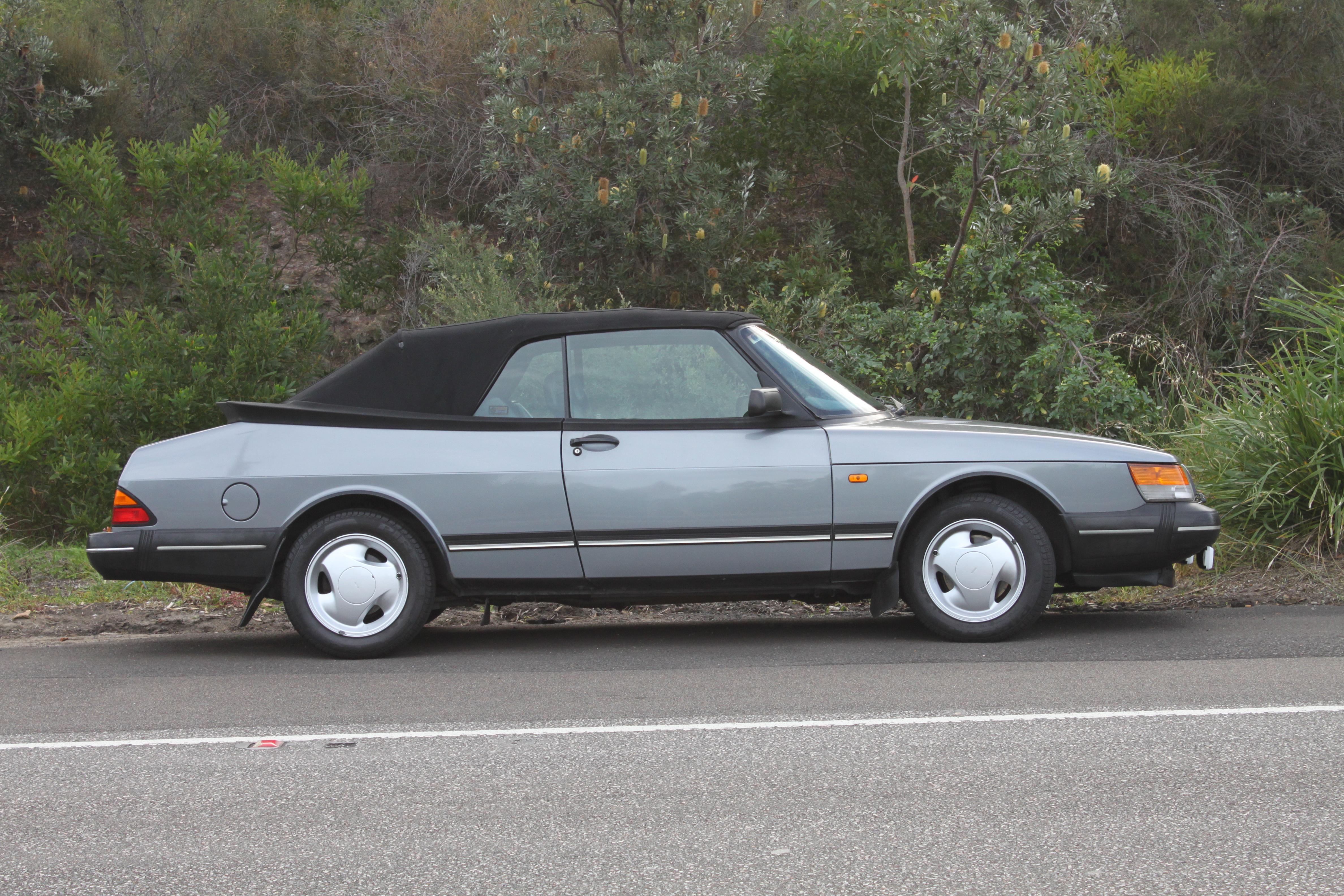 File 1993 Saab 900 Turbo Convertible 27281944705 Jpg