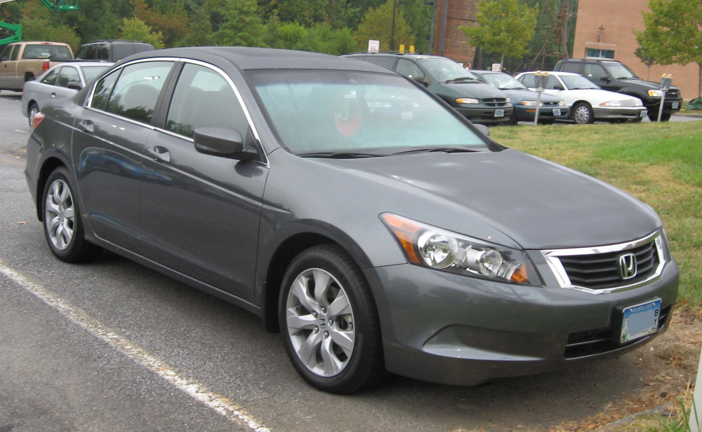 2008 Honda Accord Sedan Custom Www Proteckmachinery Com