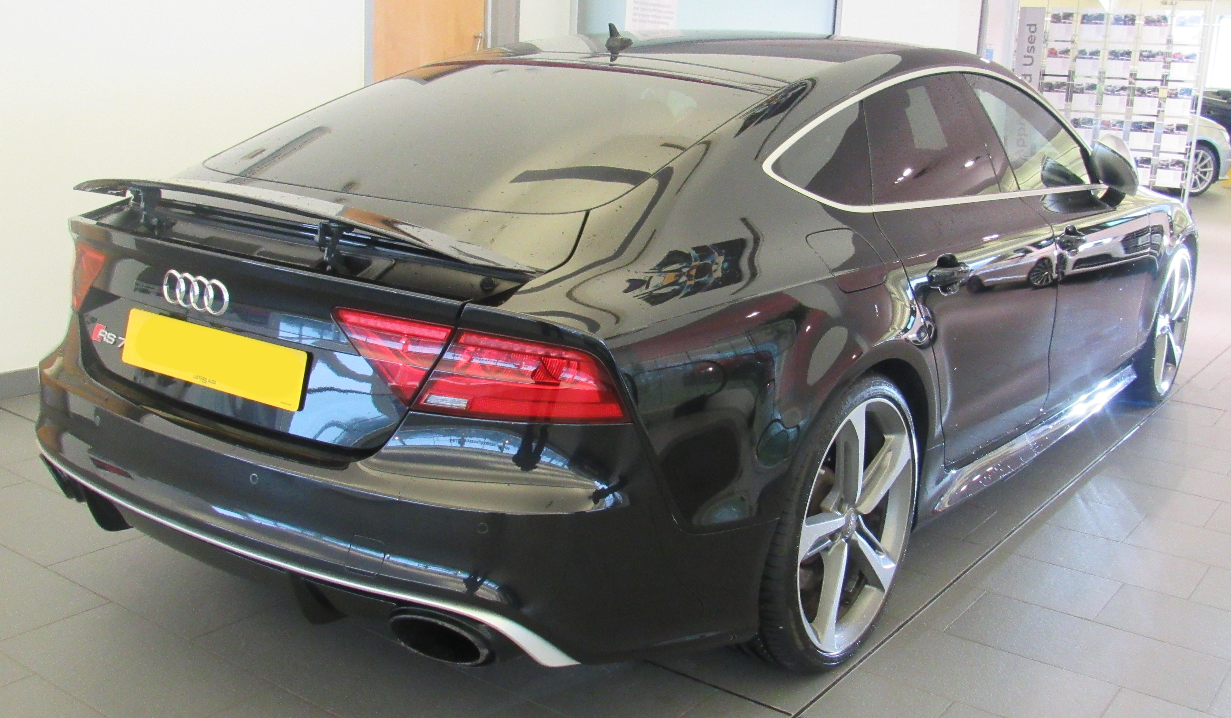 Výsledek obrázku pro Audi rs7