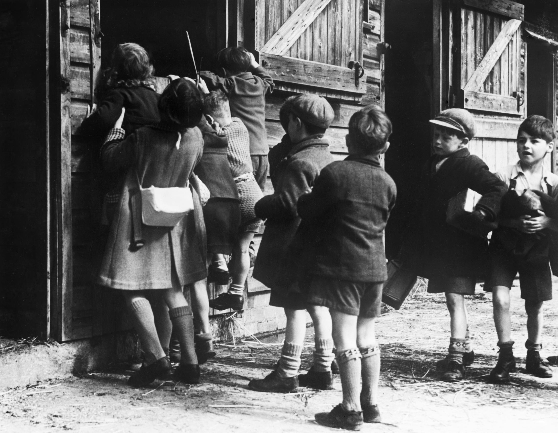 Fashion During World War