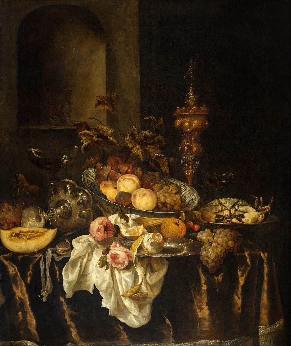 File abraham van beijeren still life for Baroque lifestyle