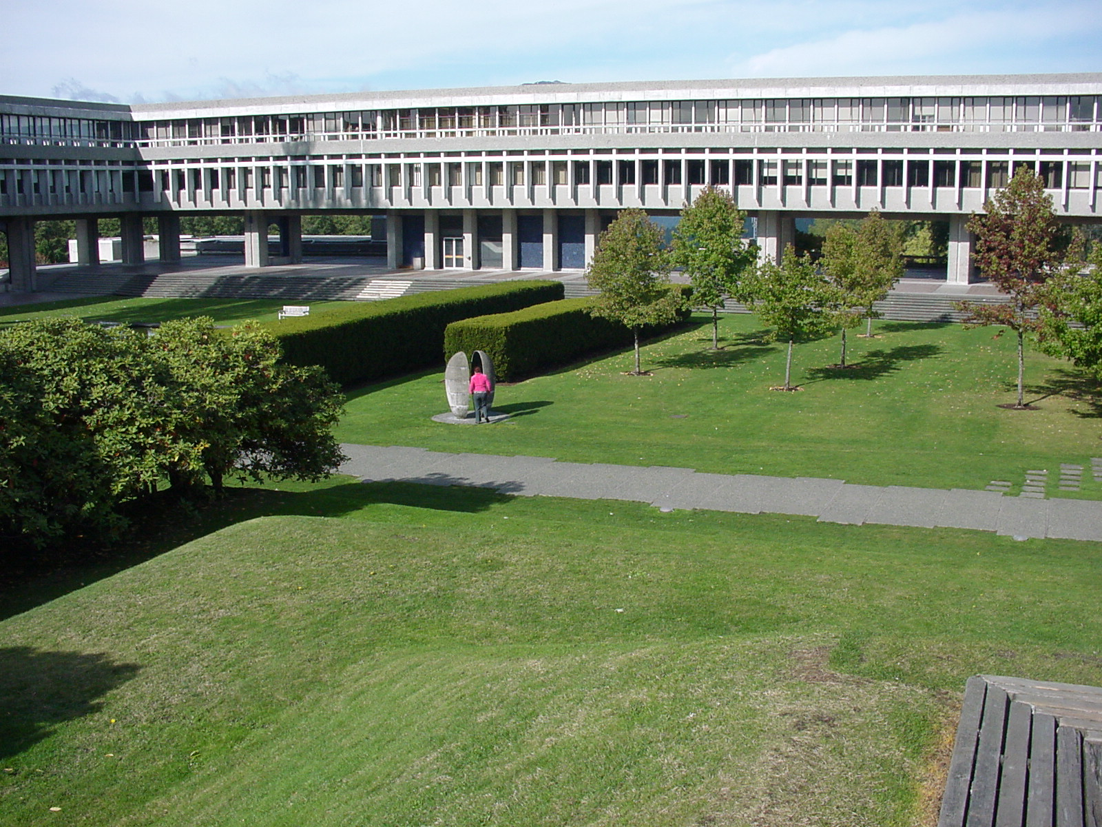 image of Simon Fraser University