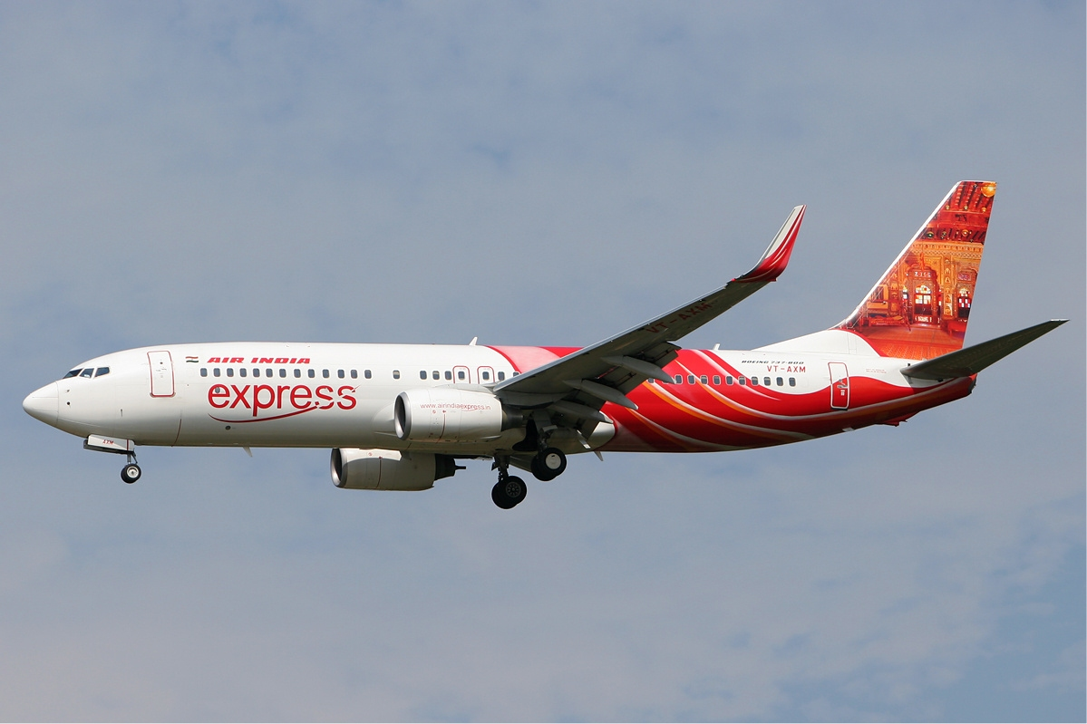 Download this Description Air India Express Axm Left Mrd picture