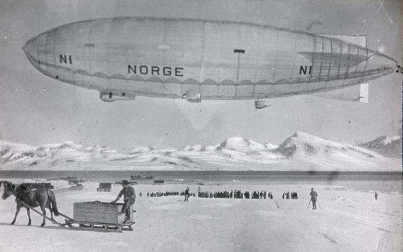 Norge (dirigible) - Wikipedia, la enciclopedia libre