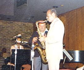 Al Cohn American saxophonist