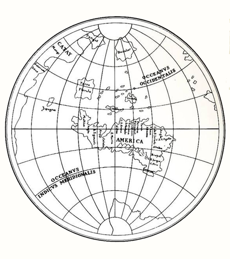 Image Result For World Map Before 1492