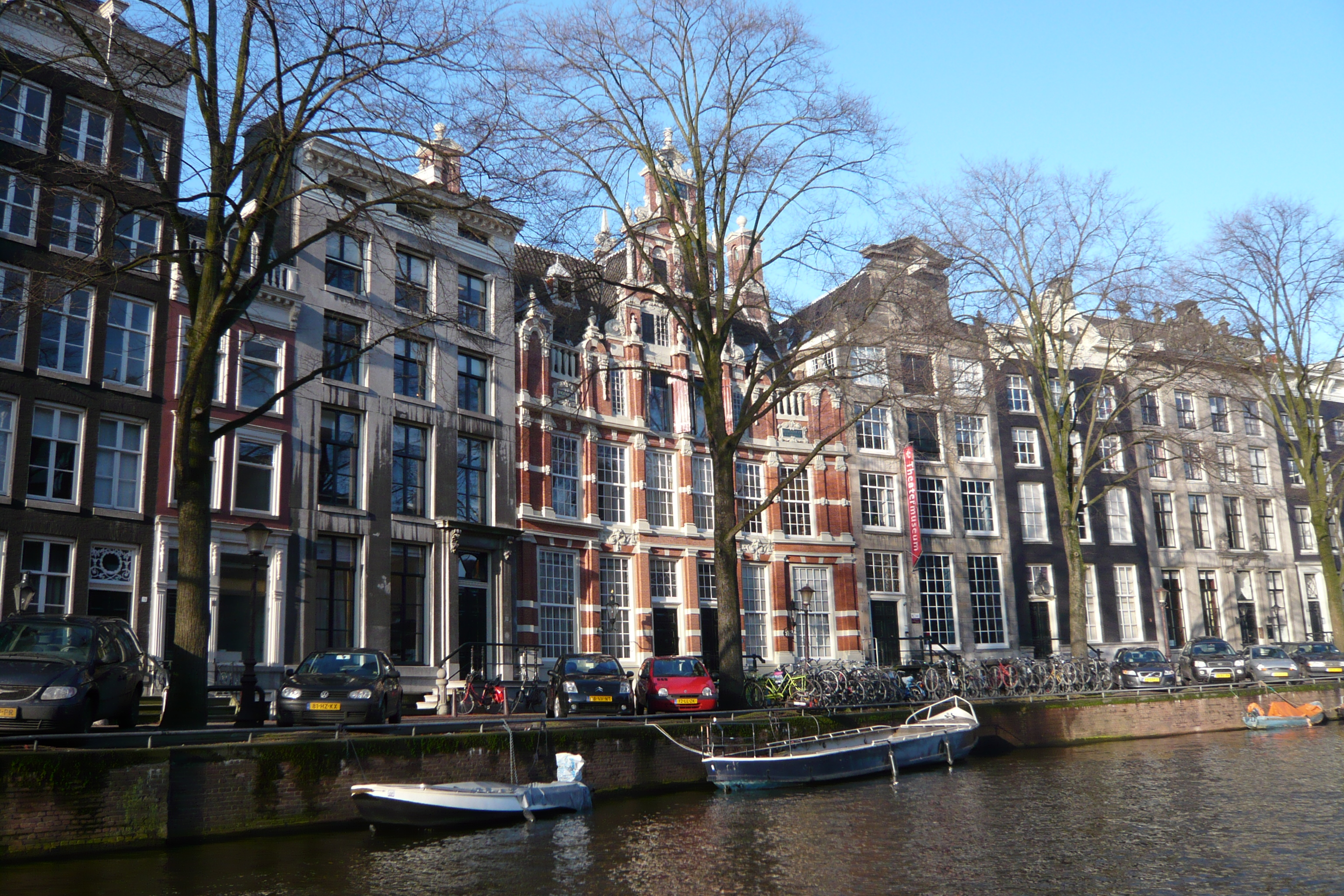 Opinions on herengracht for Amsterdam museum