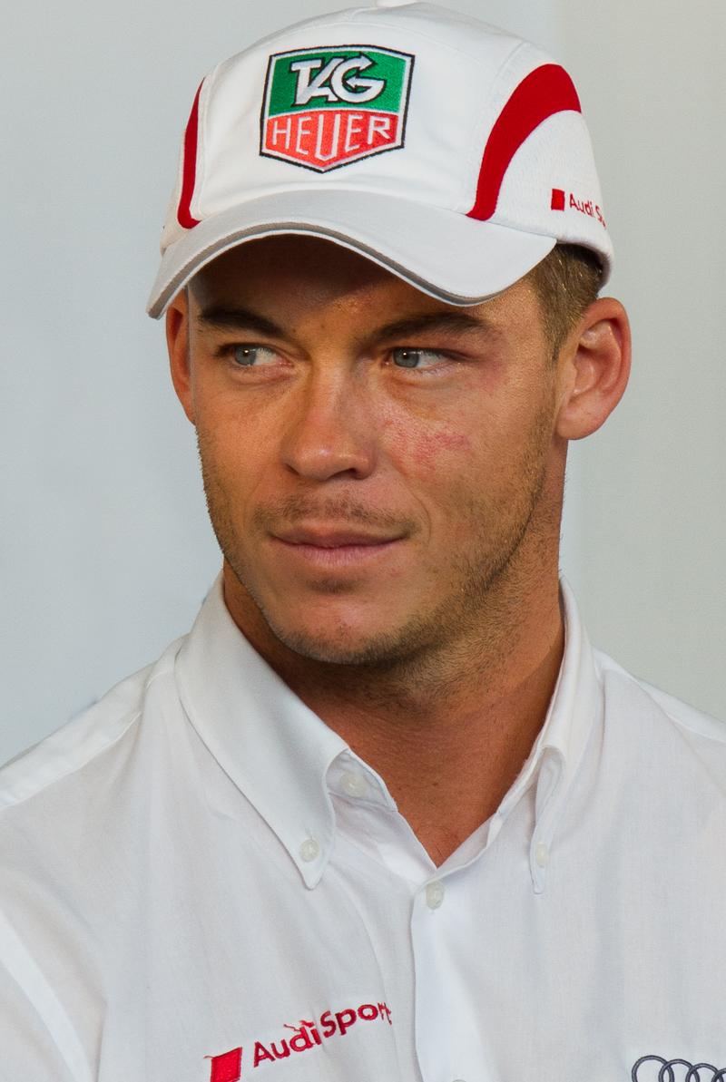The 36-year old son of father (?) and mother(?) André Lotterer in 2018 photo. André Lotterer earned a  million dollar salary - leaving the net worth at 4.3 million in 2018