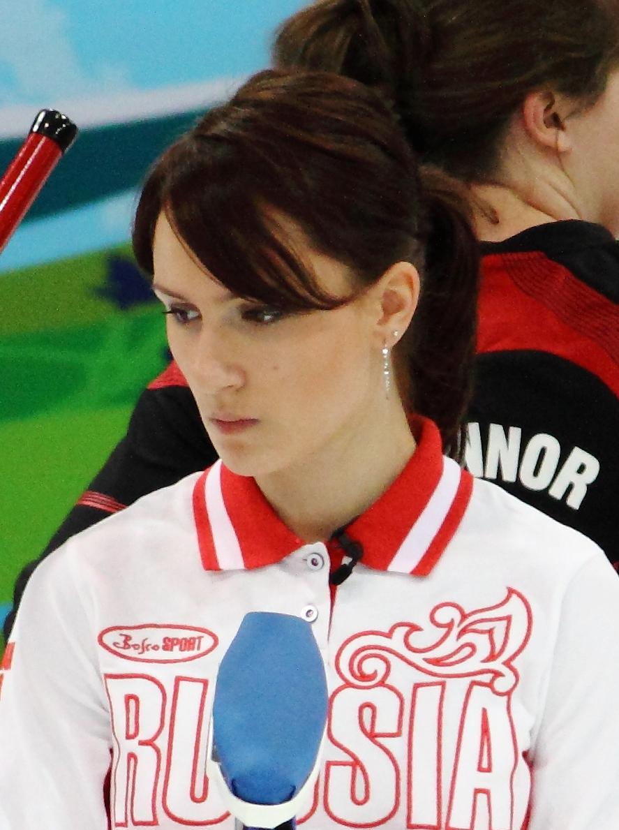 Anna Wladimirowna Sidorowa  nackt