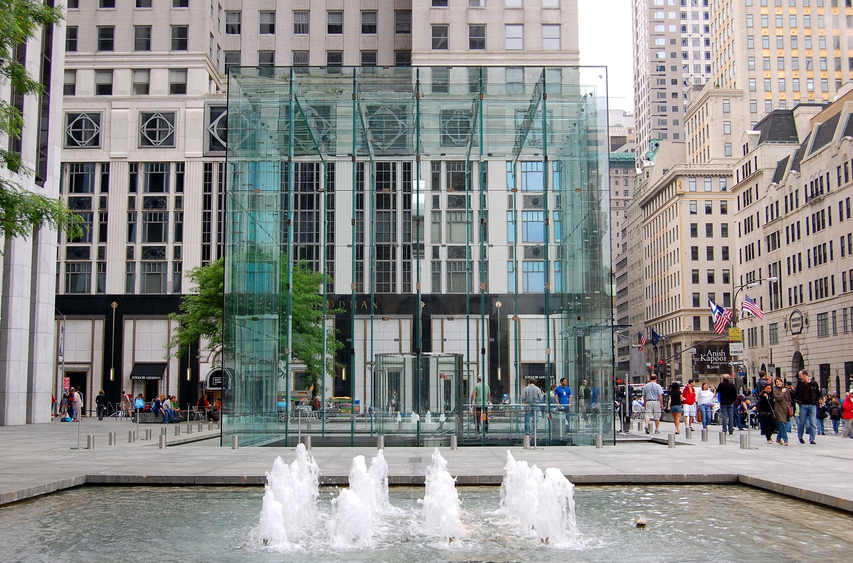 Designer Clothing Stores In Manhattan Ny Apple Store