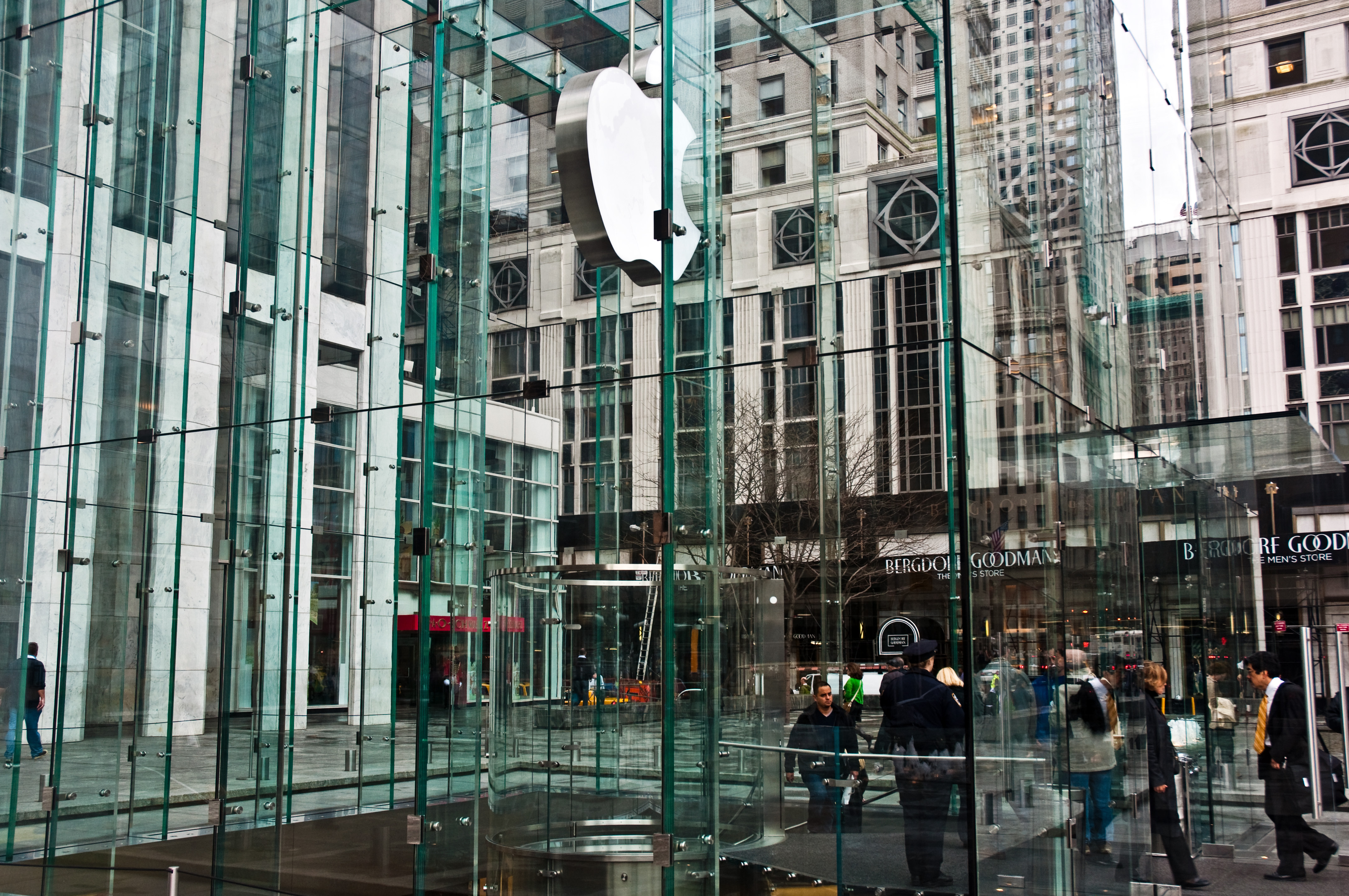 apple store manhattan ny