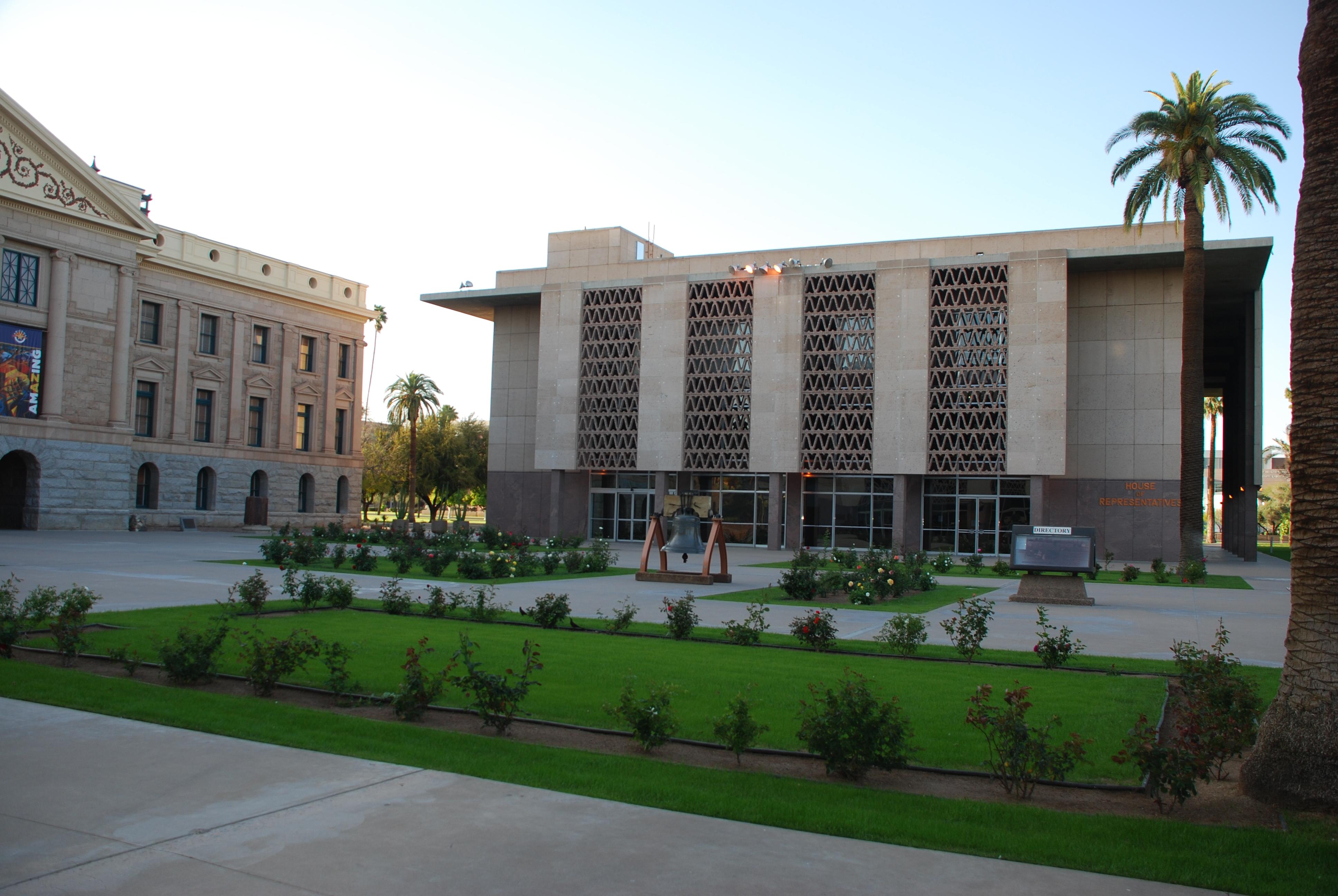 Arizona State Representatives >> File Arizona State Capitol House Of Representatives Dsc 2702