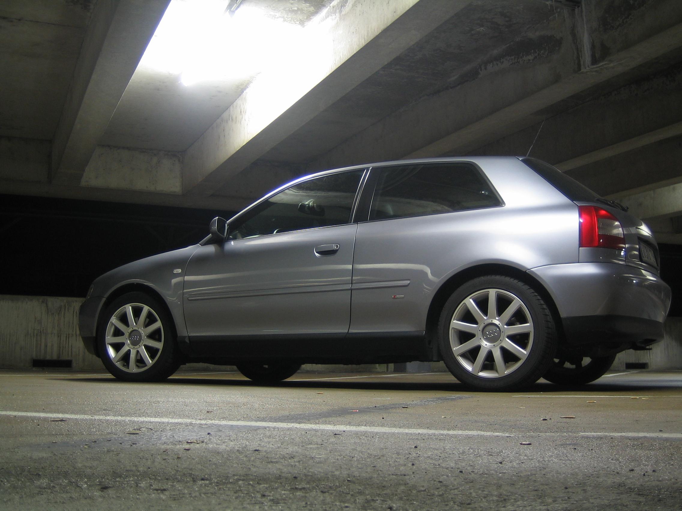 Kelebihan Audi S3 1.8 T Review
