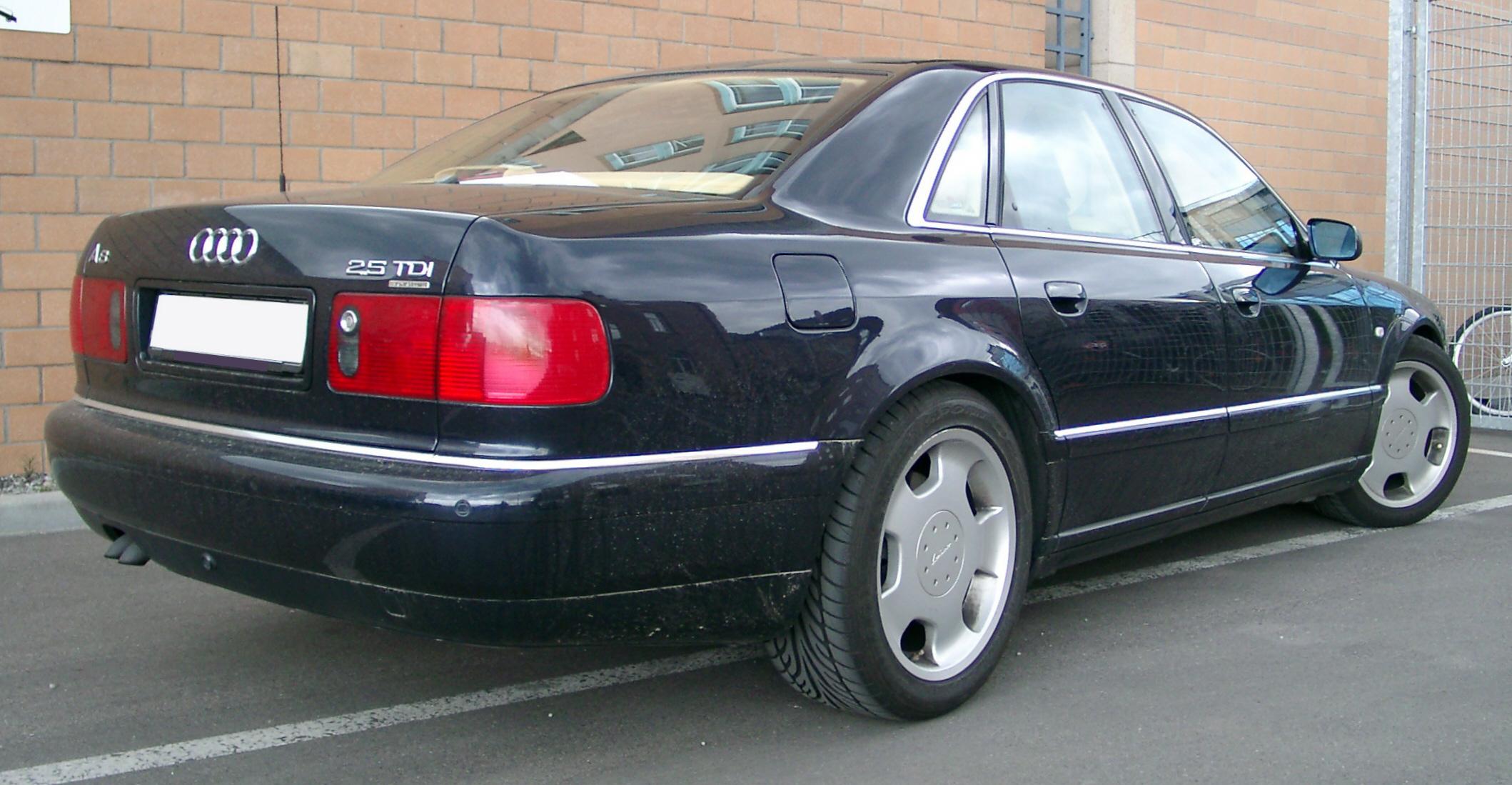 Audi a8 in vendita usato 4