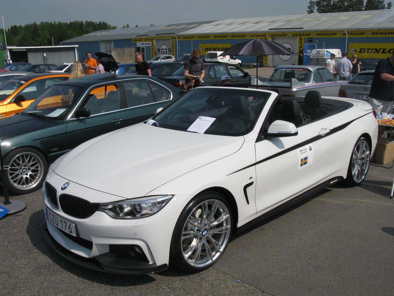 File Bmw 435i Cabriolet M Sport F33 14321046911 Jpg ǻ�基