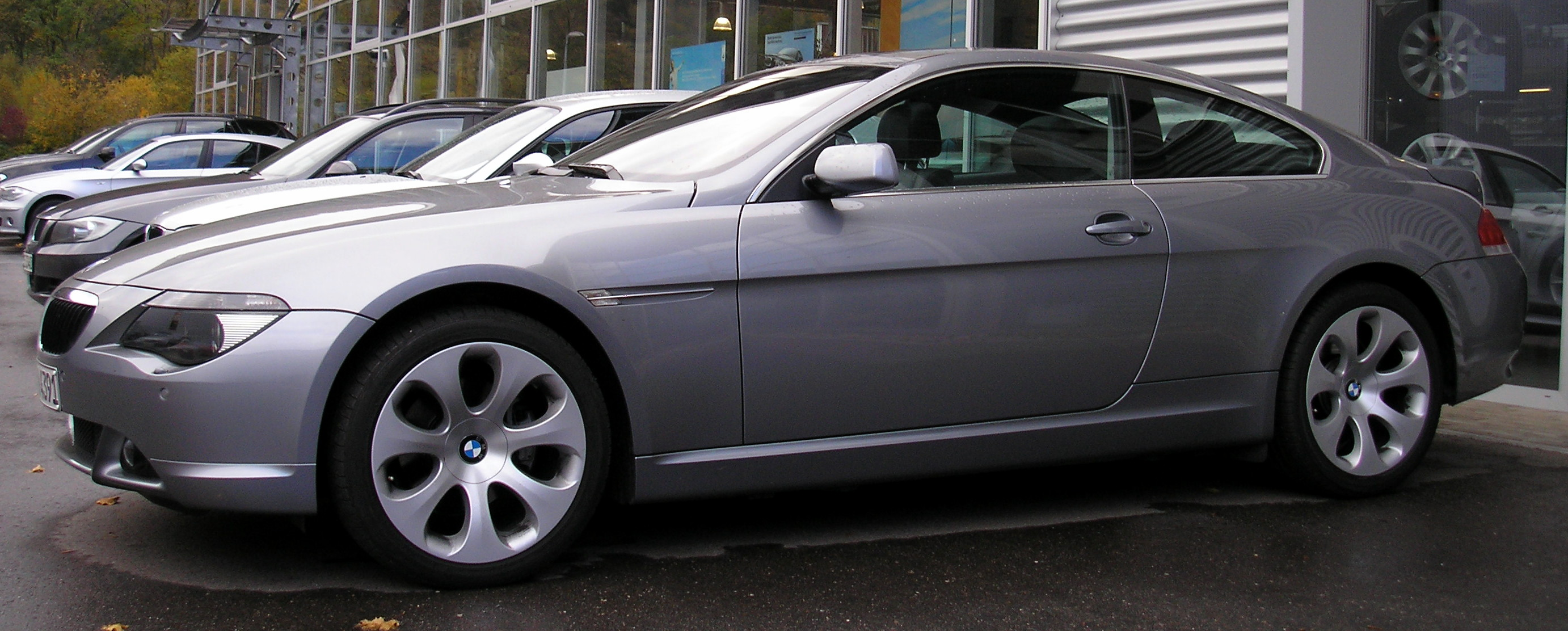 2 Door Convertible >> File:BMW 645Ci.JPG - Wikimedia Commons