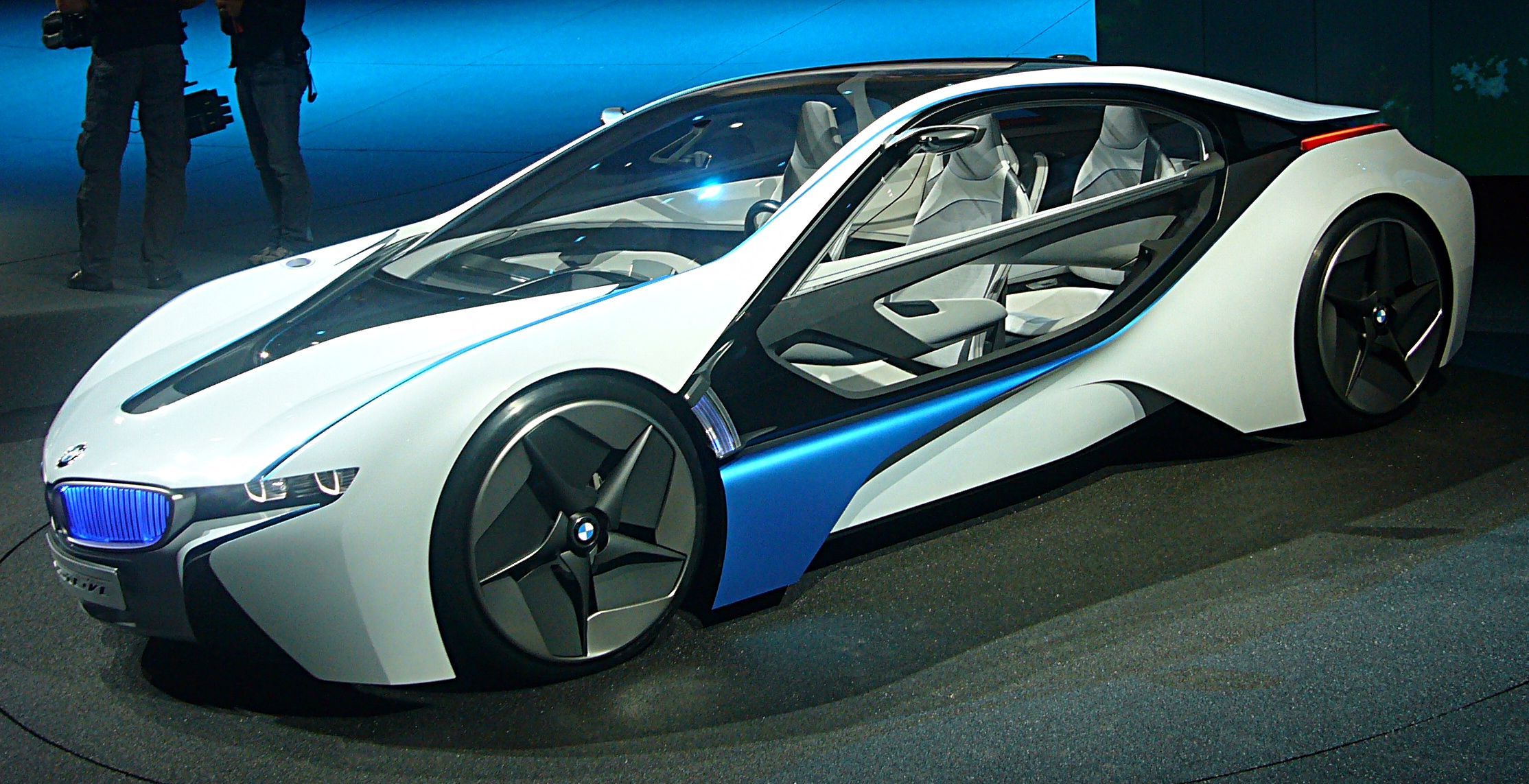 bmw vision efficient dynamics car interior design. Black Bedroom Furniture Sets. Home Design Ideas