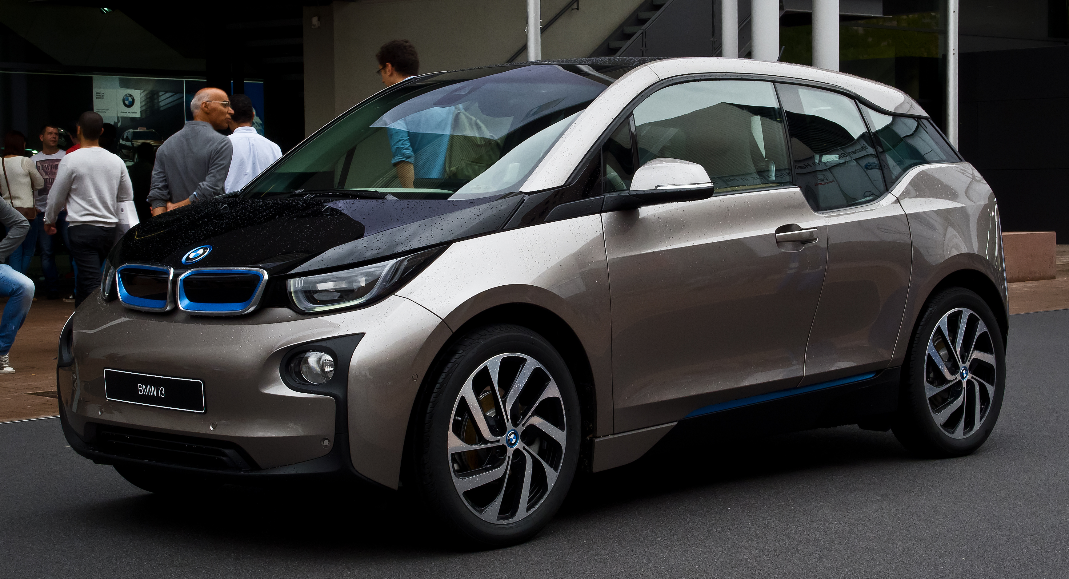 birgers autoblog bmw i3 euro ncap crash test. Black Bedroom Furniture Sets. Home Design Ideas