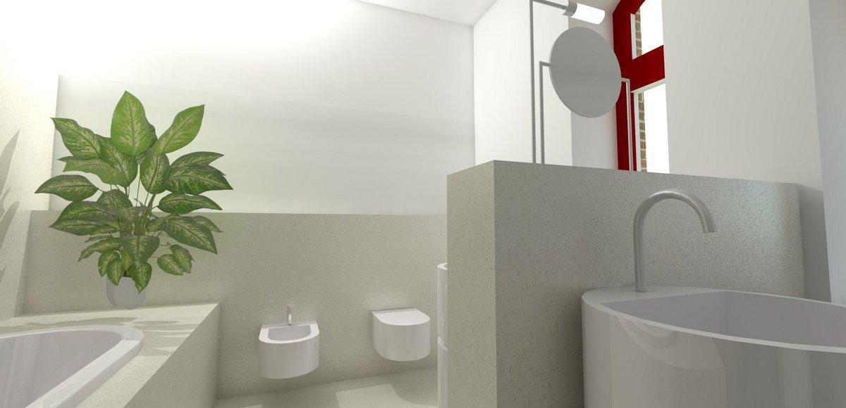 File:Bad - Design Von Architektin Bettina Martin Erstellt Mit