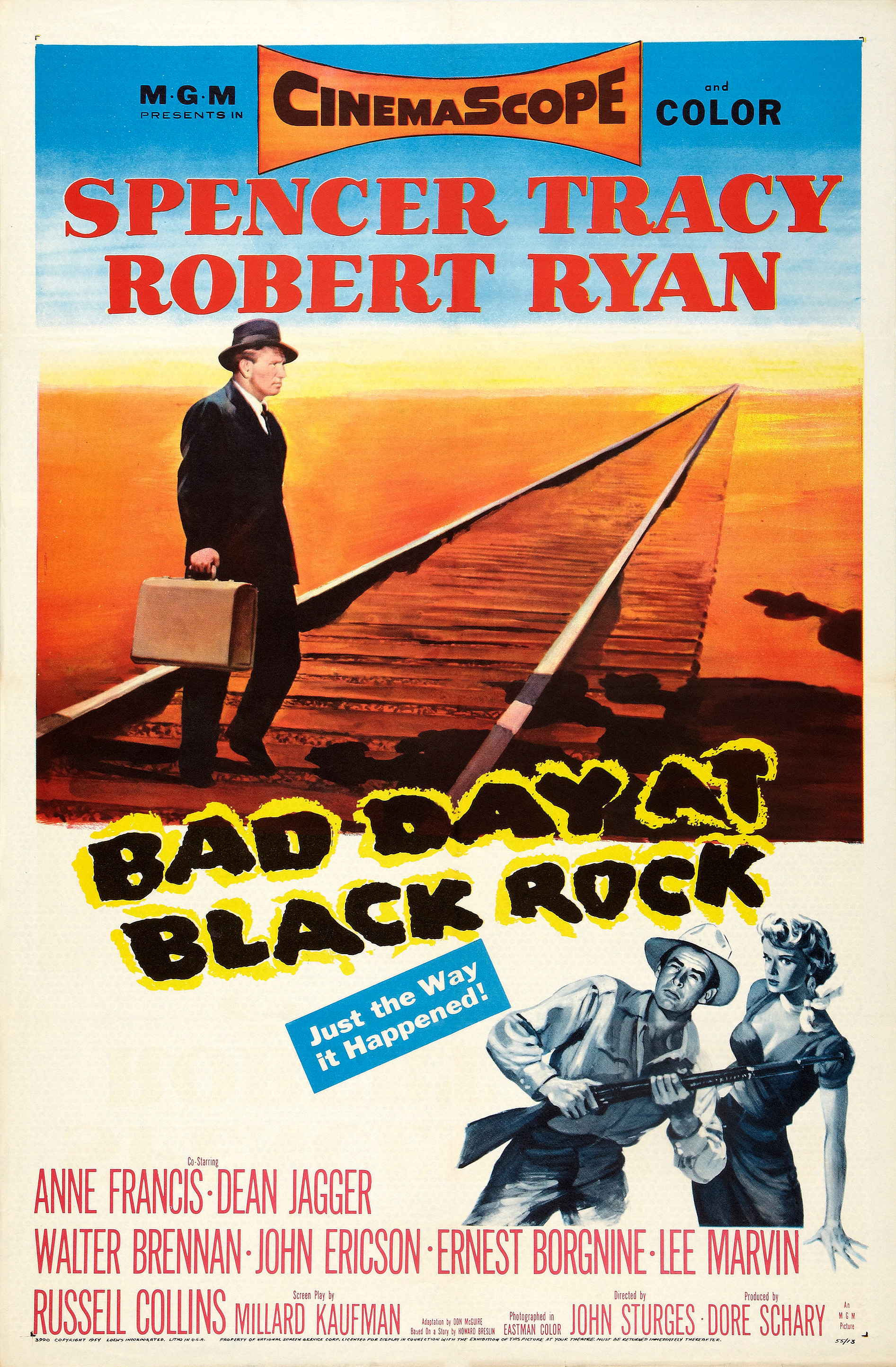 Bad Day at Black Rock - Wikipedia
