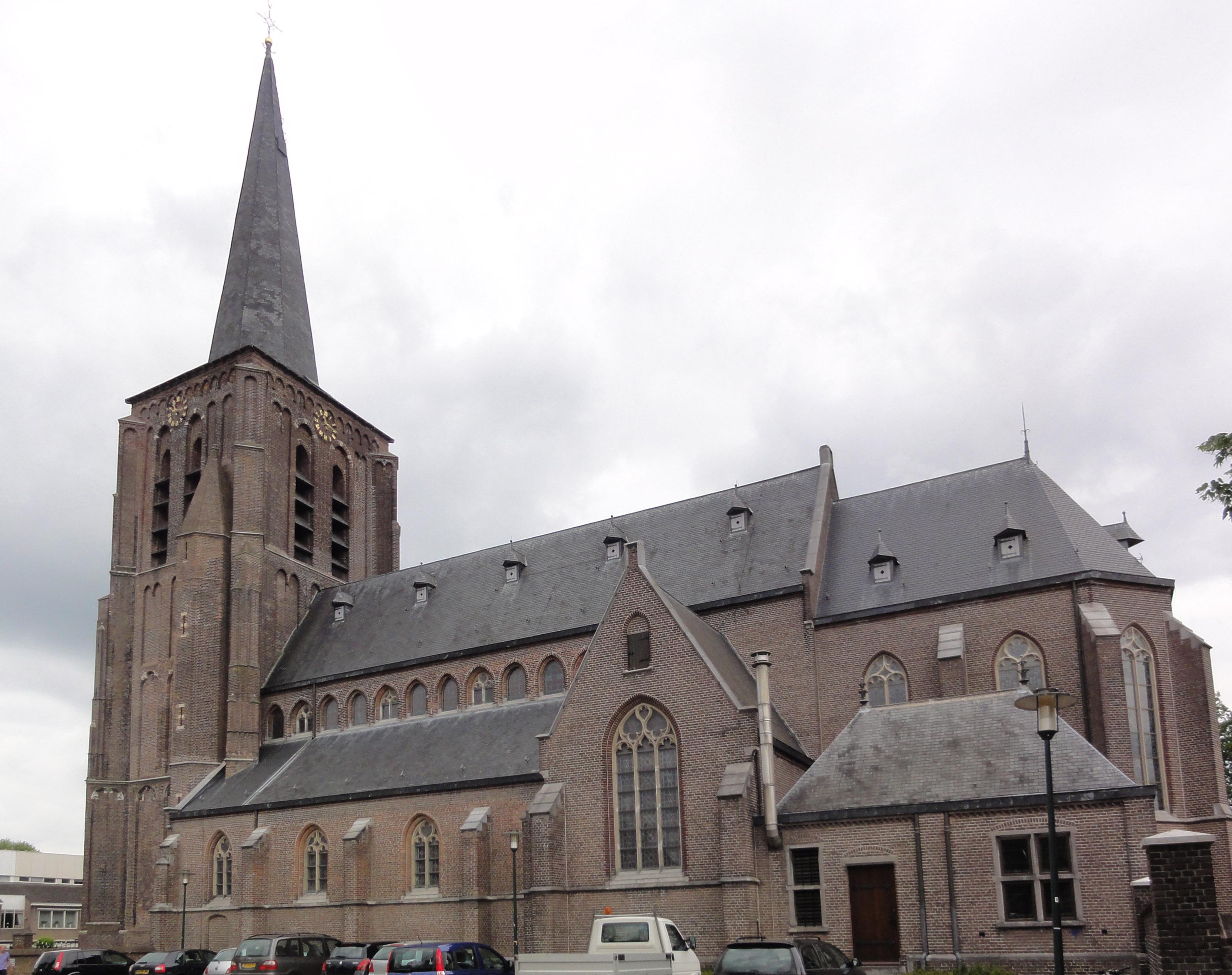 Bakel St Willibrorduskerk