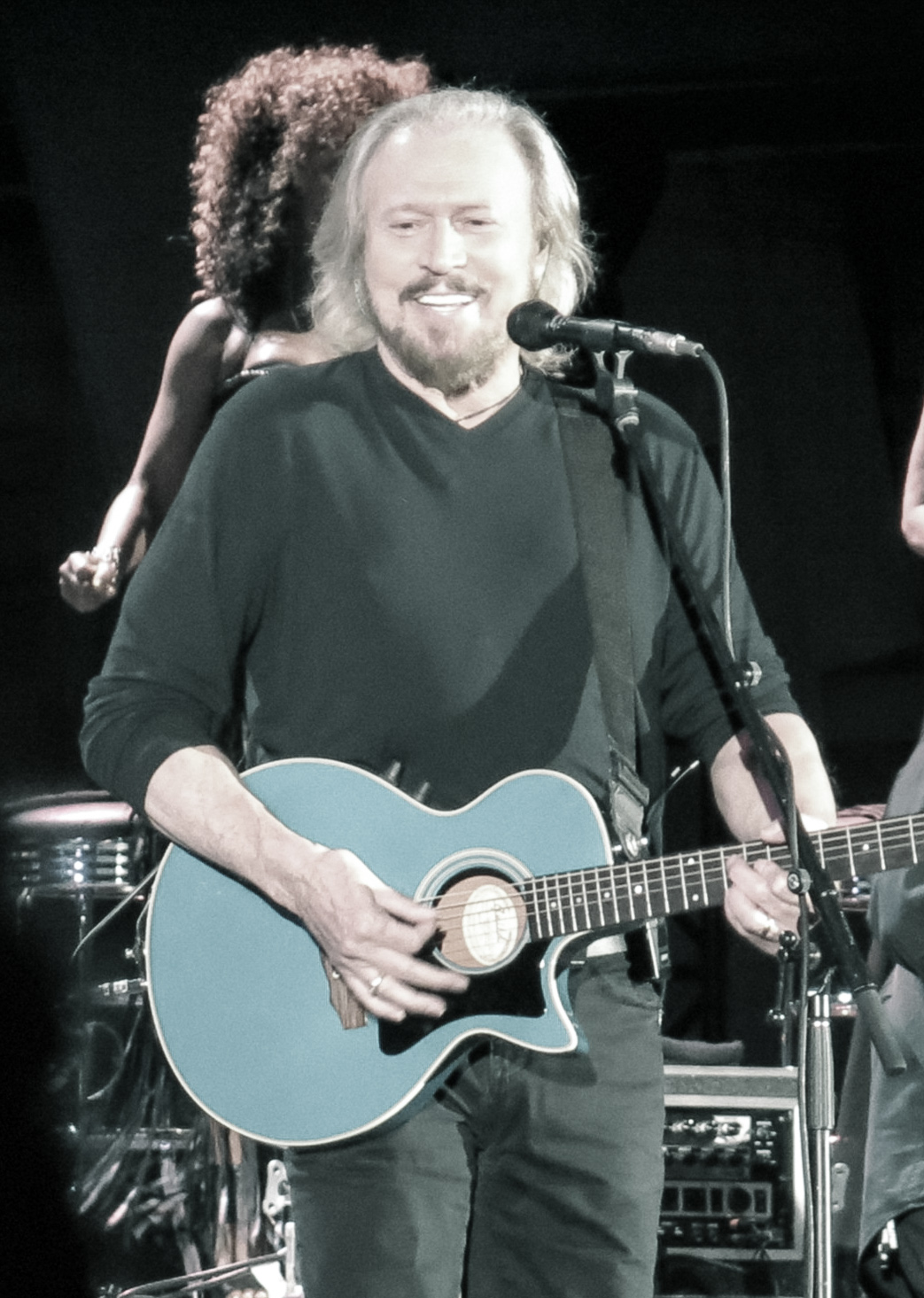 The Hollywood Bowl >> Barry Gibb - Wikipedia