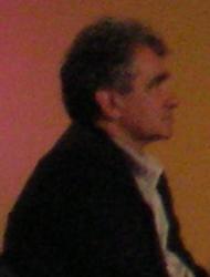 Bernardo Atxaga en el National Eisteddfod de Gales de 2007.