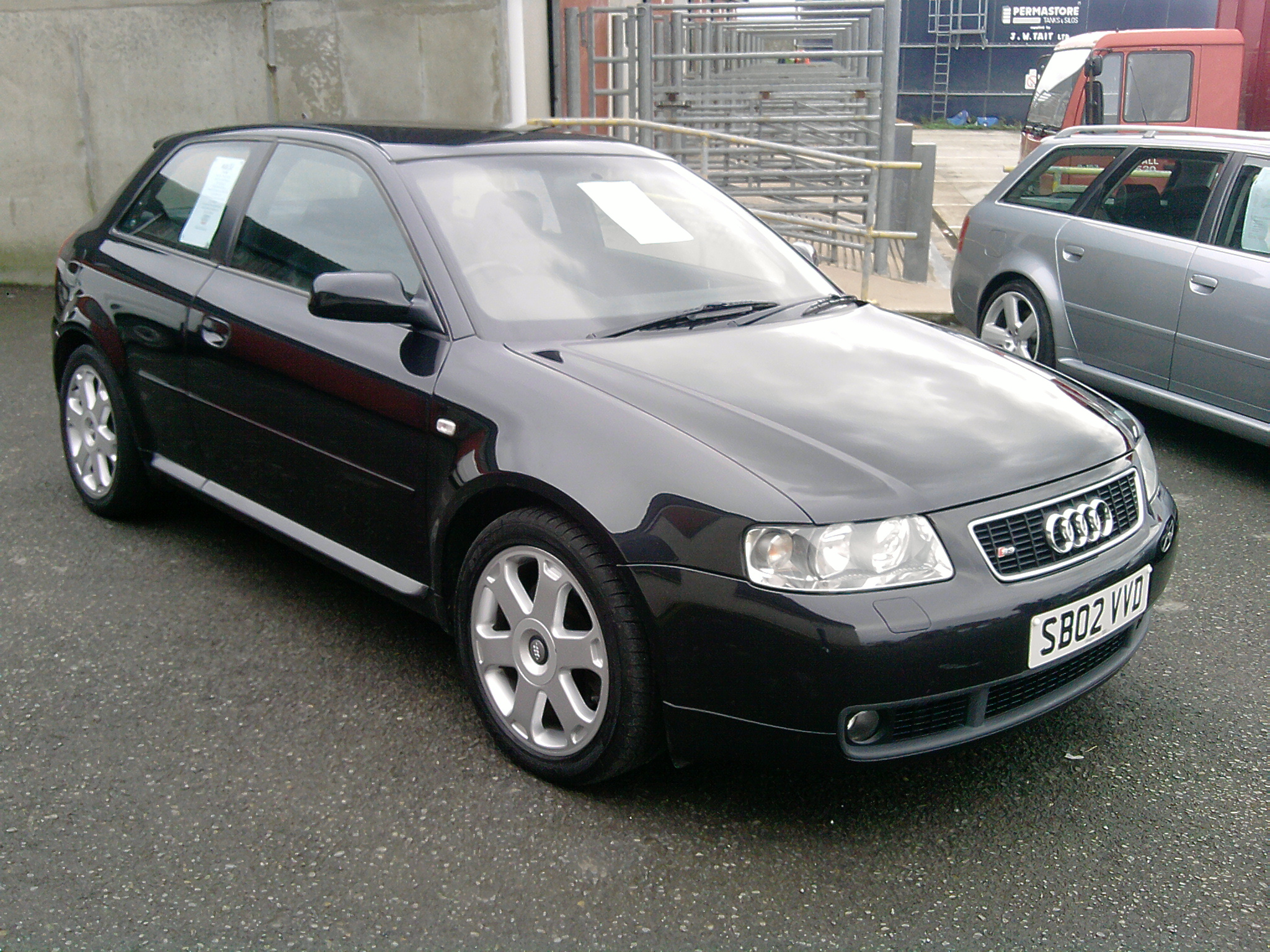 File Black Audi S3 Jpg Wikimedia Commons