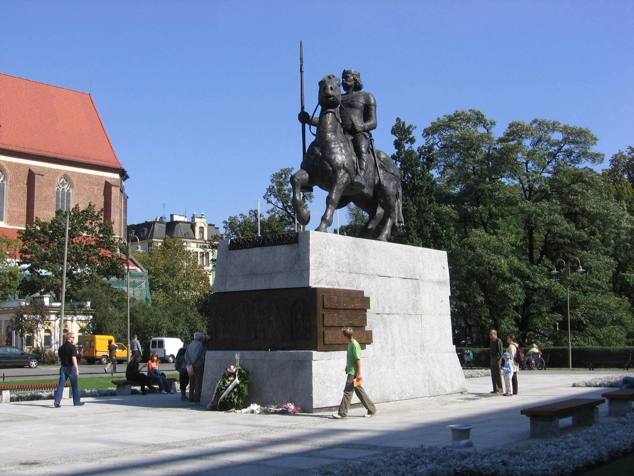 Bolesław I the Brave