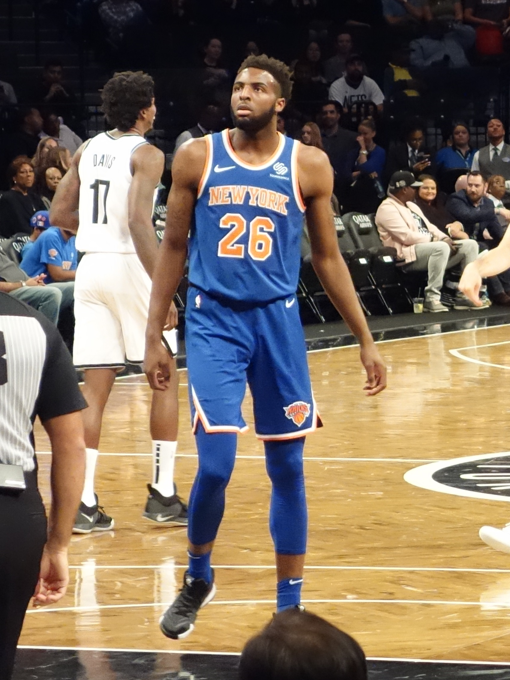 new york knicks roster 2020
