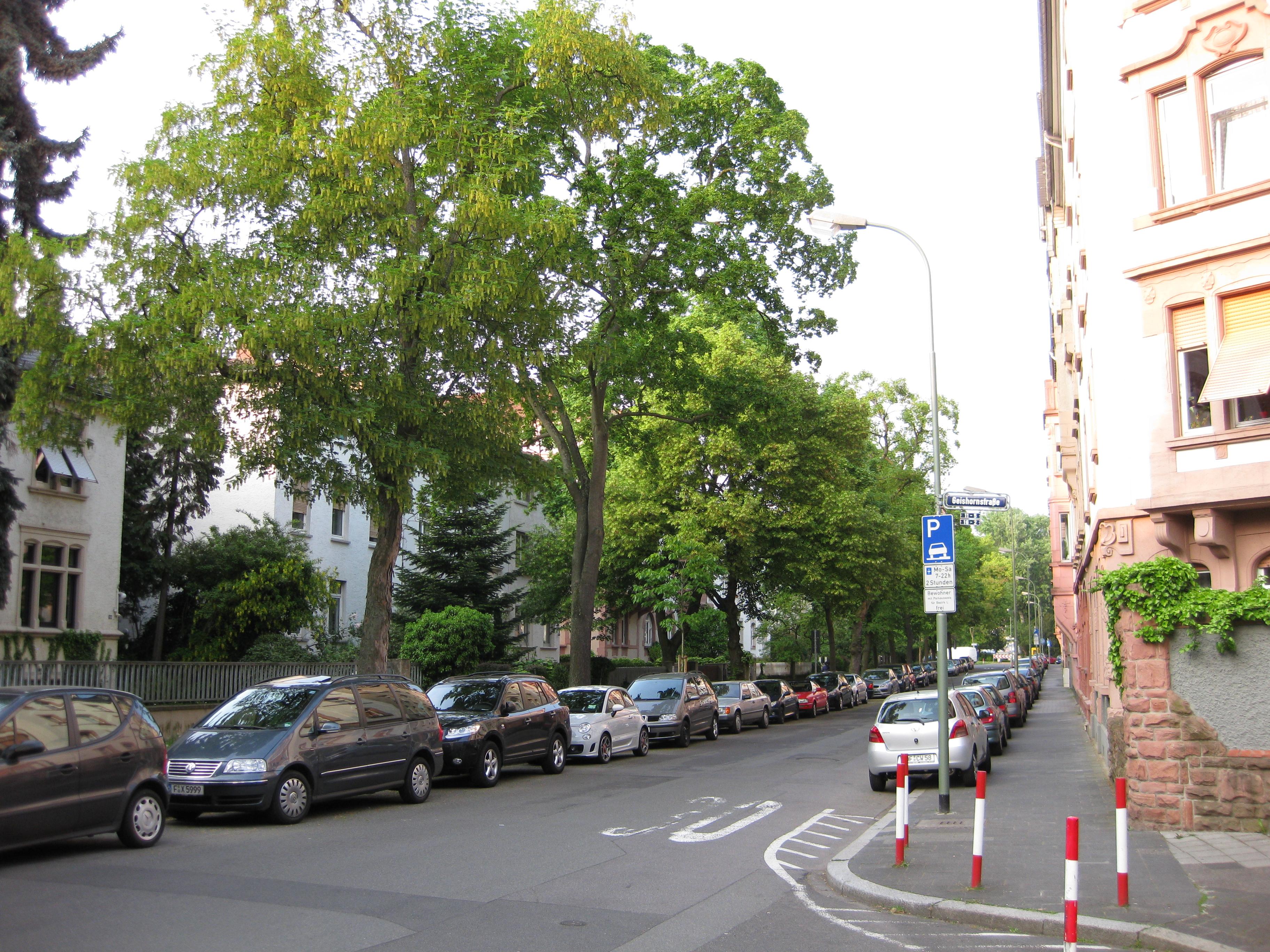 Buchrainweg