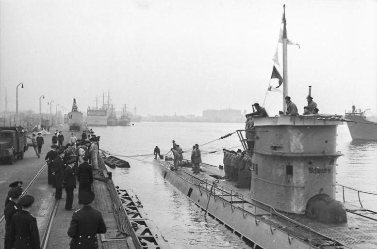 German submarine U-37 (1938) - Wikipedia