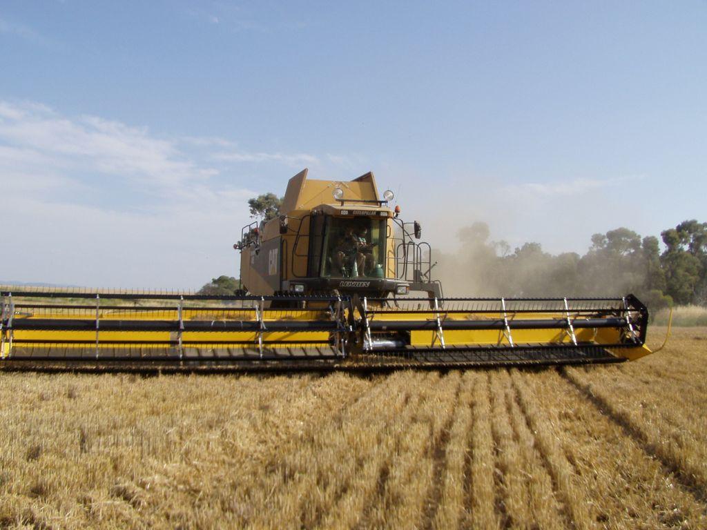File:CAT combine harvester.jpg - Wikipedia