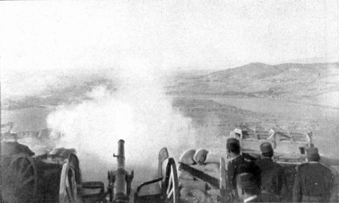 Depiction of Guerra del Rif