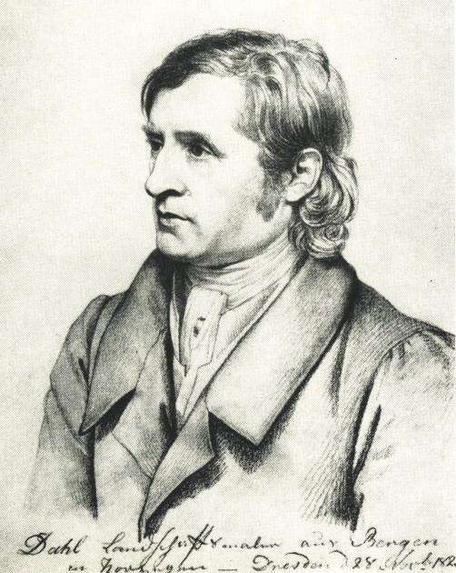 clausen. File:Carl Christian Vogel von Vogelstein - Johan Christian Clausen Dahl.jpg