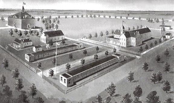 History of the University of Texas at Arlington (1895–1917