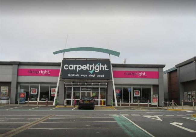 Carpetright Wikipedia