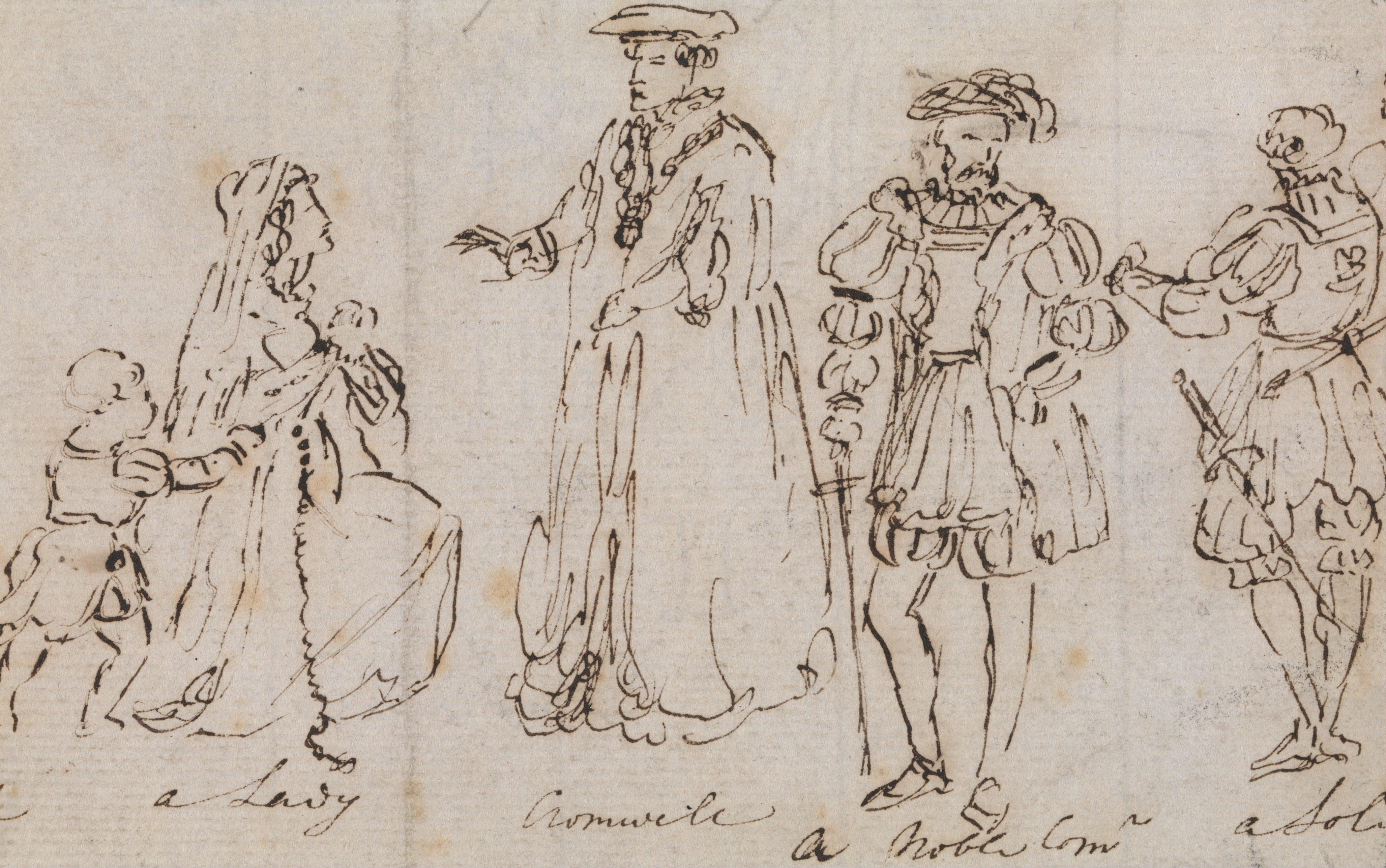 File Charles Robert Leslie Study Of 16th Century Costumes Google Art Project Jpg Wikimedia Commons