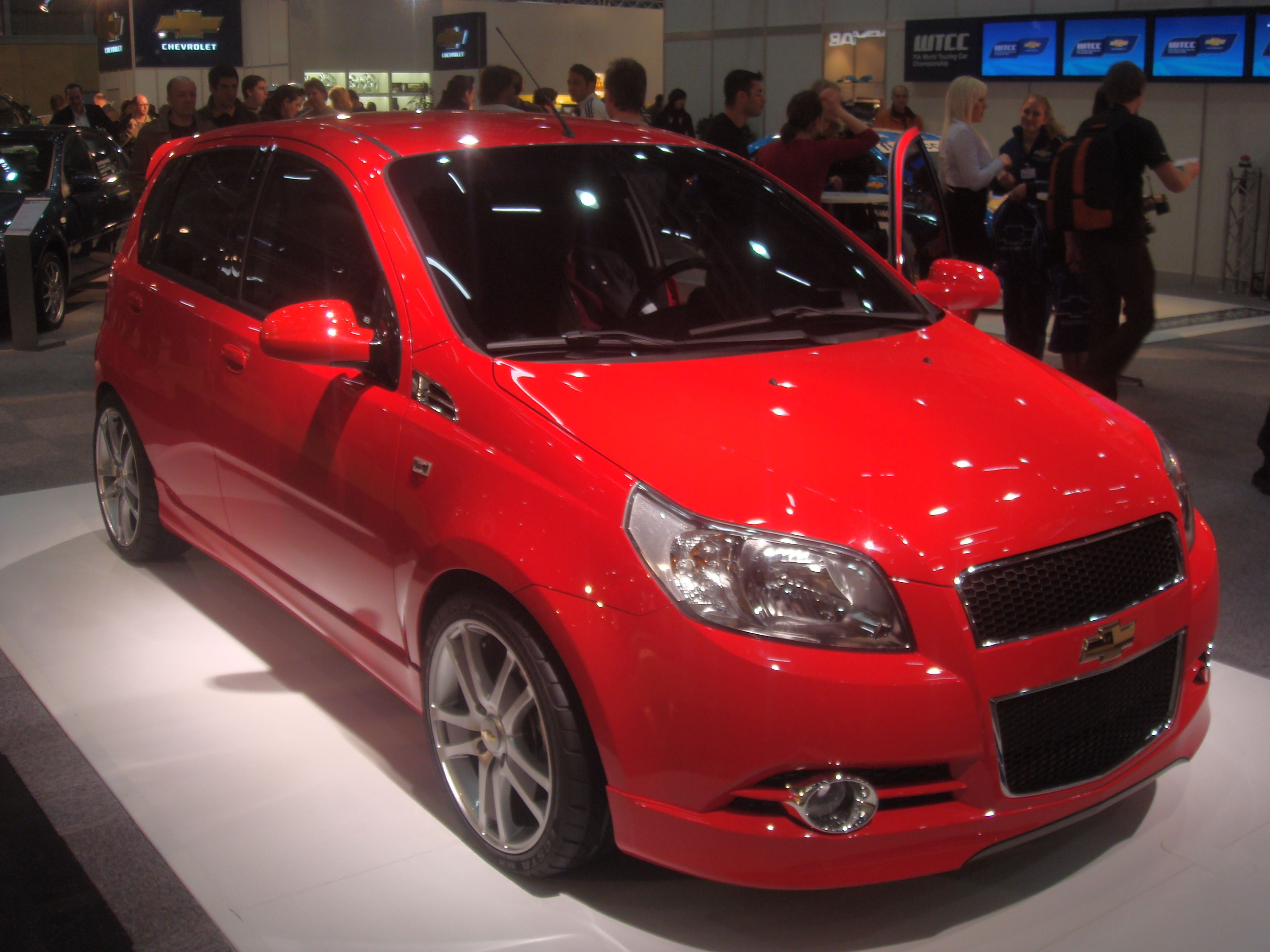 FileChevrolet Aveo 2008JPG  Wikimedia Commons
