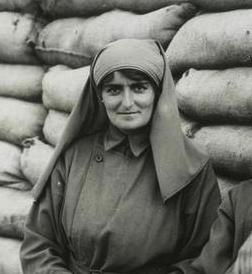 Elsie Knocker British nurse and ambulance driver