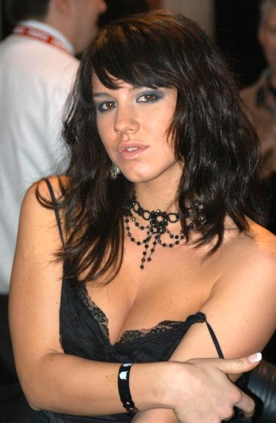 Italian pornstar claudia antonelli