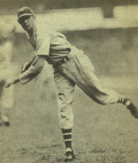 Cliff Melton American baseball player