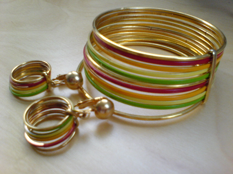 File Clip On Earrings And Bangles Jpg