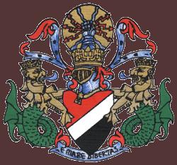 Blason de la principauté de Sealand